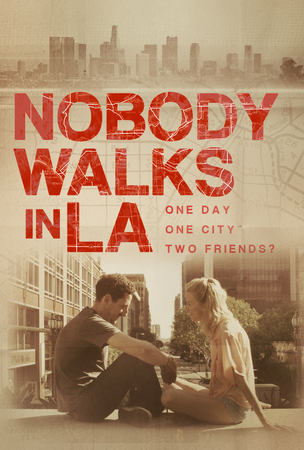 Nobody Walks in L.A Streaming