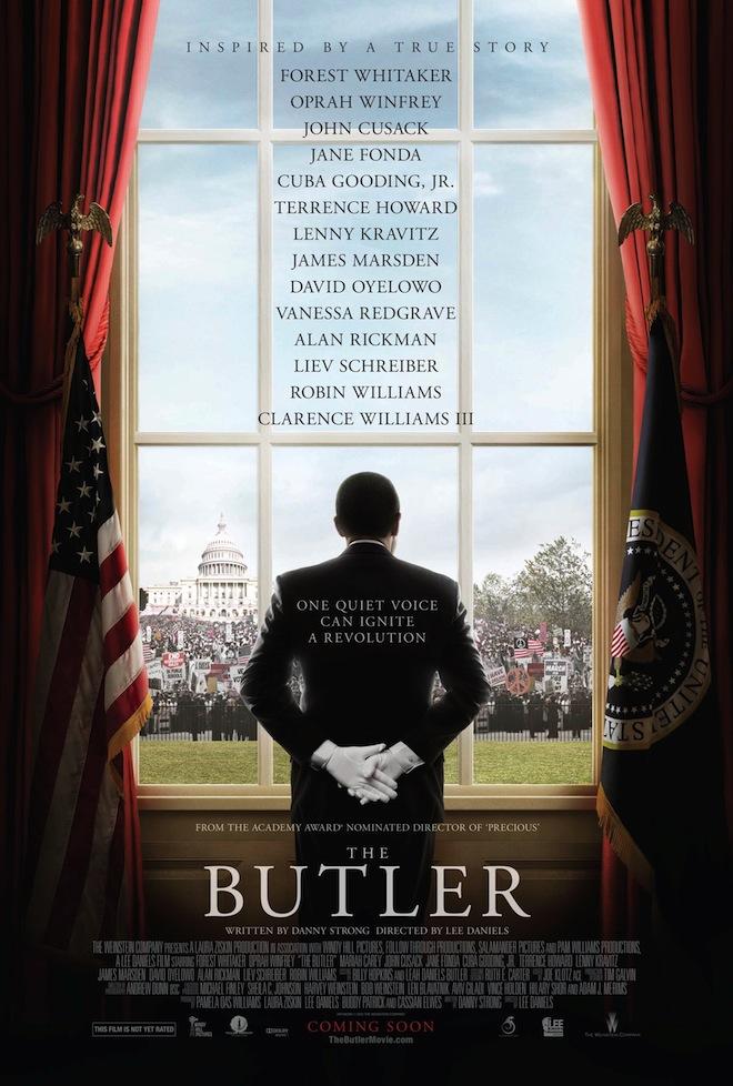 Butler Poster