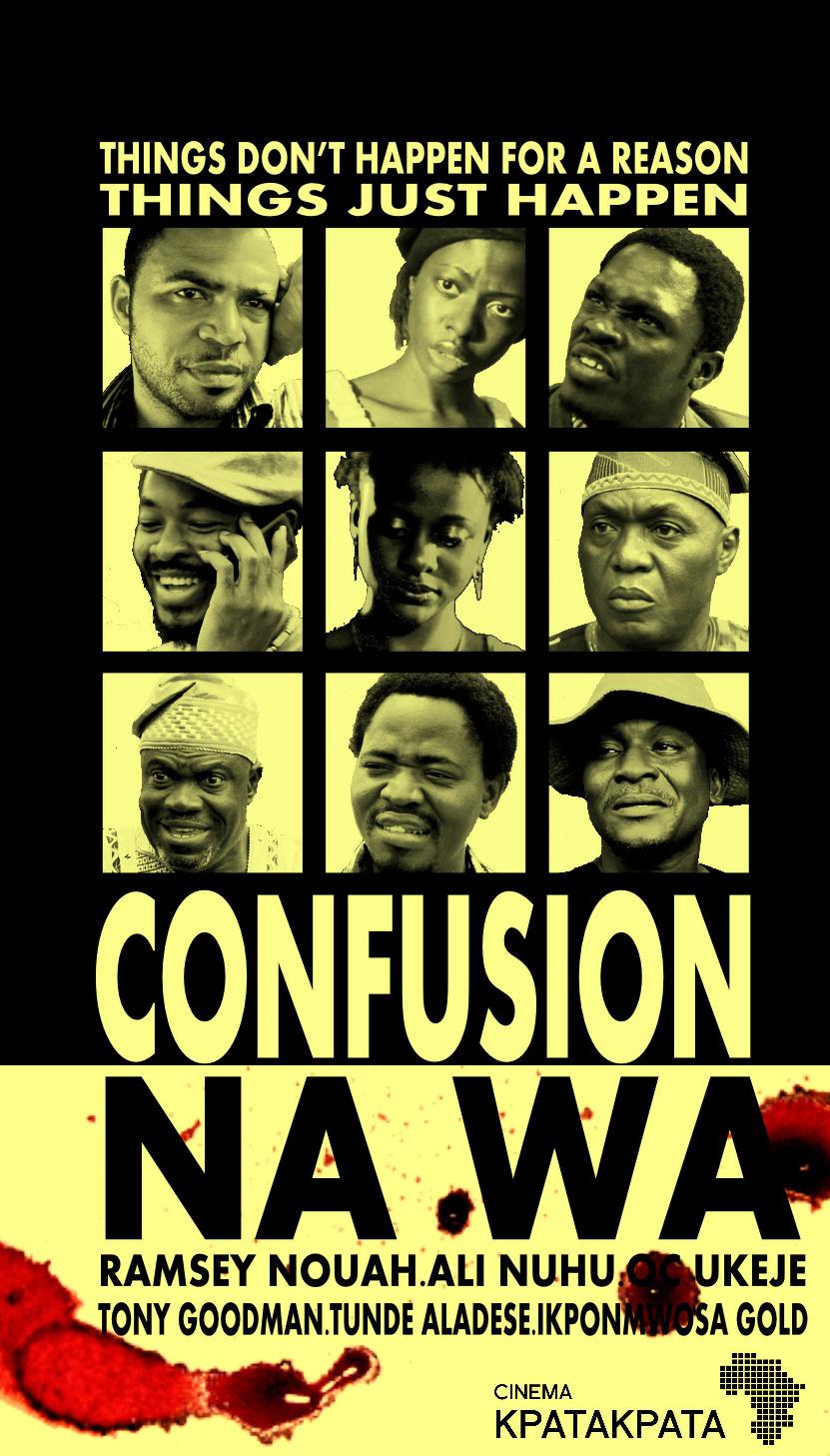 """Confusion Na Wa"" Poster"