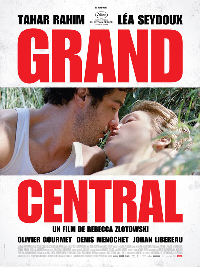 Grand Central, poster