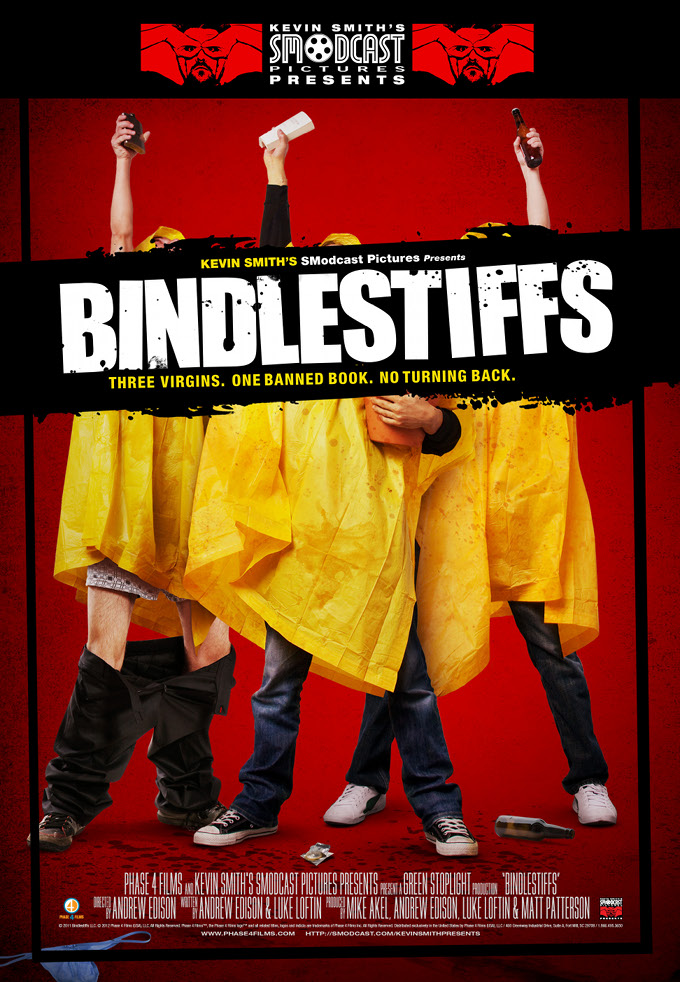 Bindelstiffs Poster