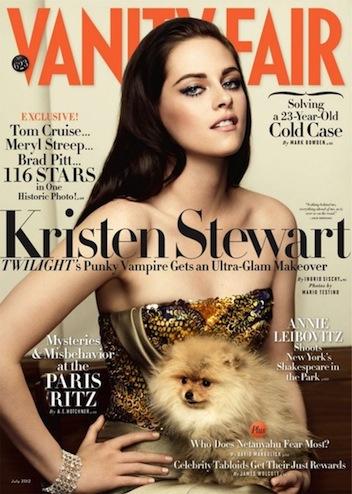 Kristen Stewart VF Cover