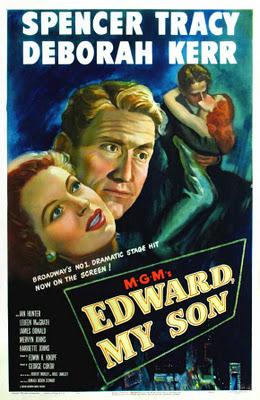 Edward My Son poster