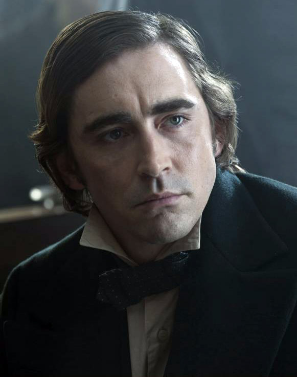 Lee Pace, Lincoln (skip crop)