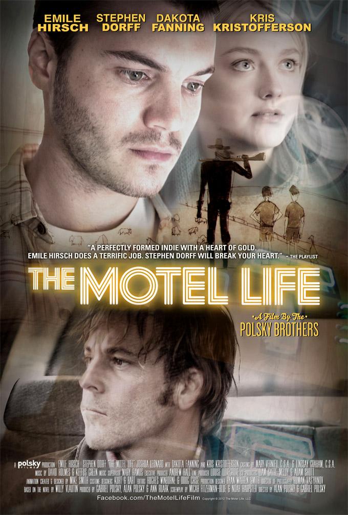 Motel Life, poster