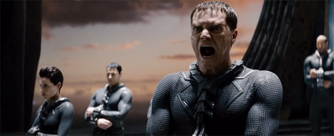 Zod, Man Of Steel trailer,