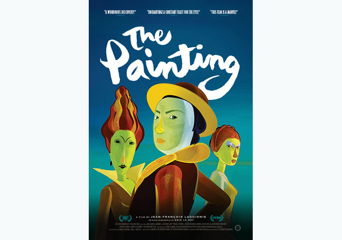 painting poster