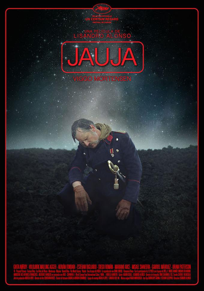 Jauja, poster
