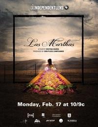 Las Marthas poster