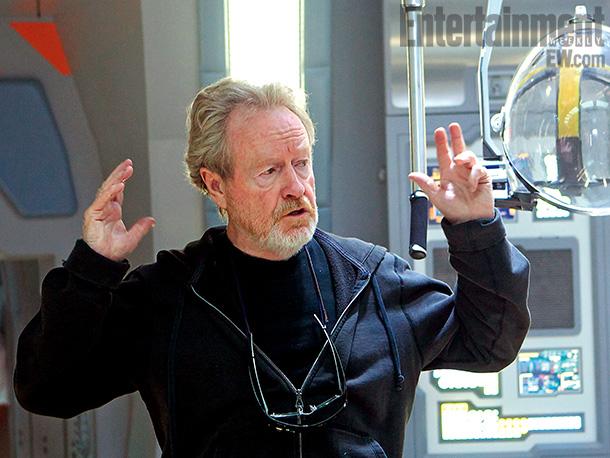 Prometheus Ridley Scott skip crop