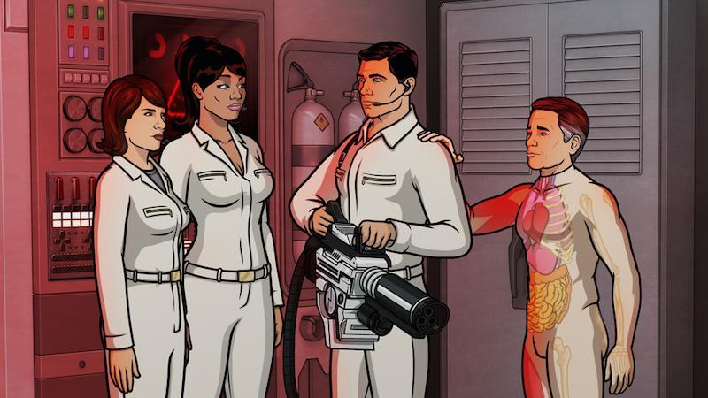 Archer Season Episode 13 Portable Laser Review Enam Finale Drastic Voyage Part Ii Takes