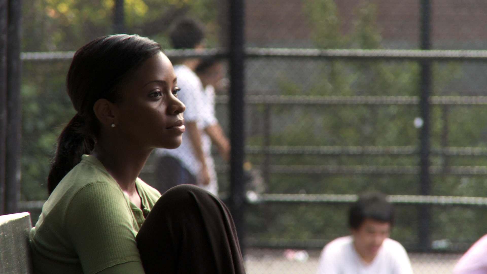 """Teyonah Parris in """"Empire Corner"""""""