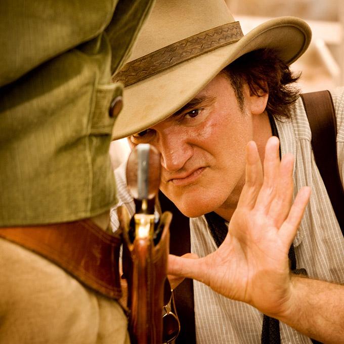 Django Unchained Quentin Tarantino skip crop