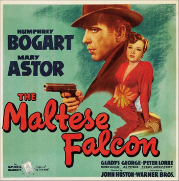 Maltese Falcon Poster-350
