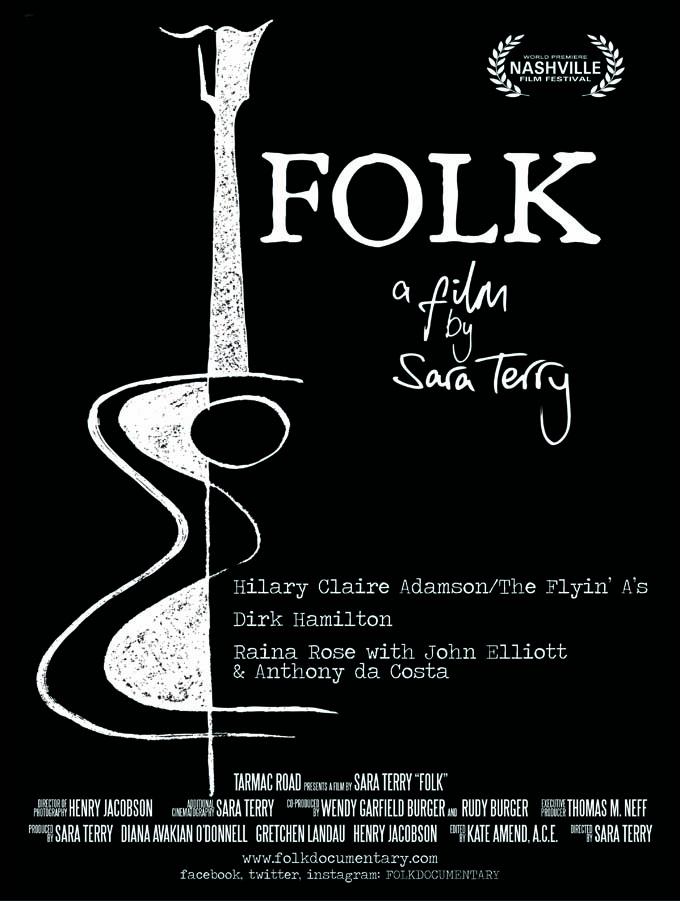 Folk Poster