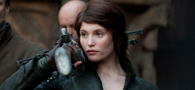 Hansel and Gretel Witch Hunters, Arterton (skip)