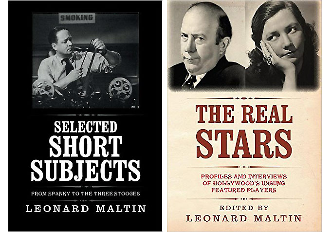 Leonard Maltin Books Combo-1