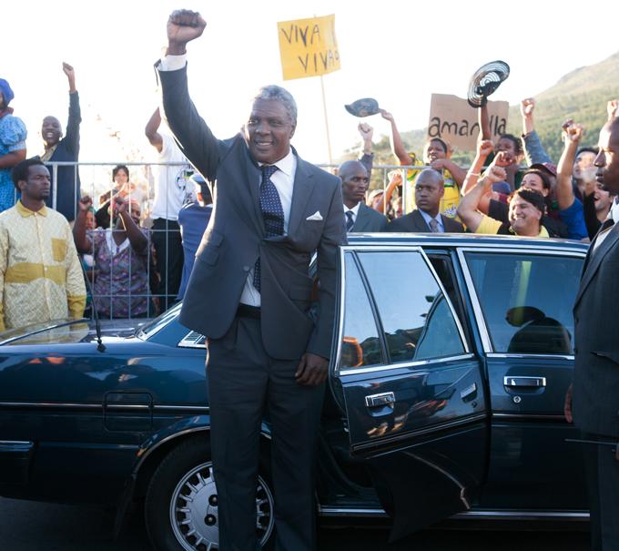Mandela: Long Walk To Freedom Idris Elba