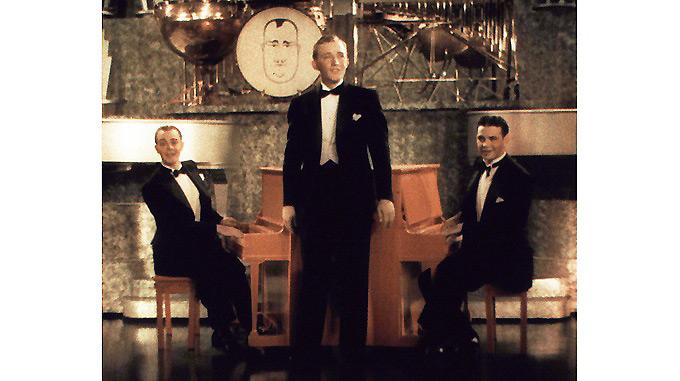 The Rhythm Boys and Bing Crosby