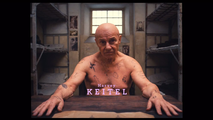 GBH, Harvey Keitel