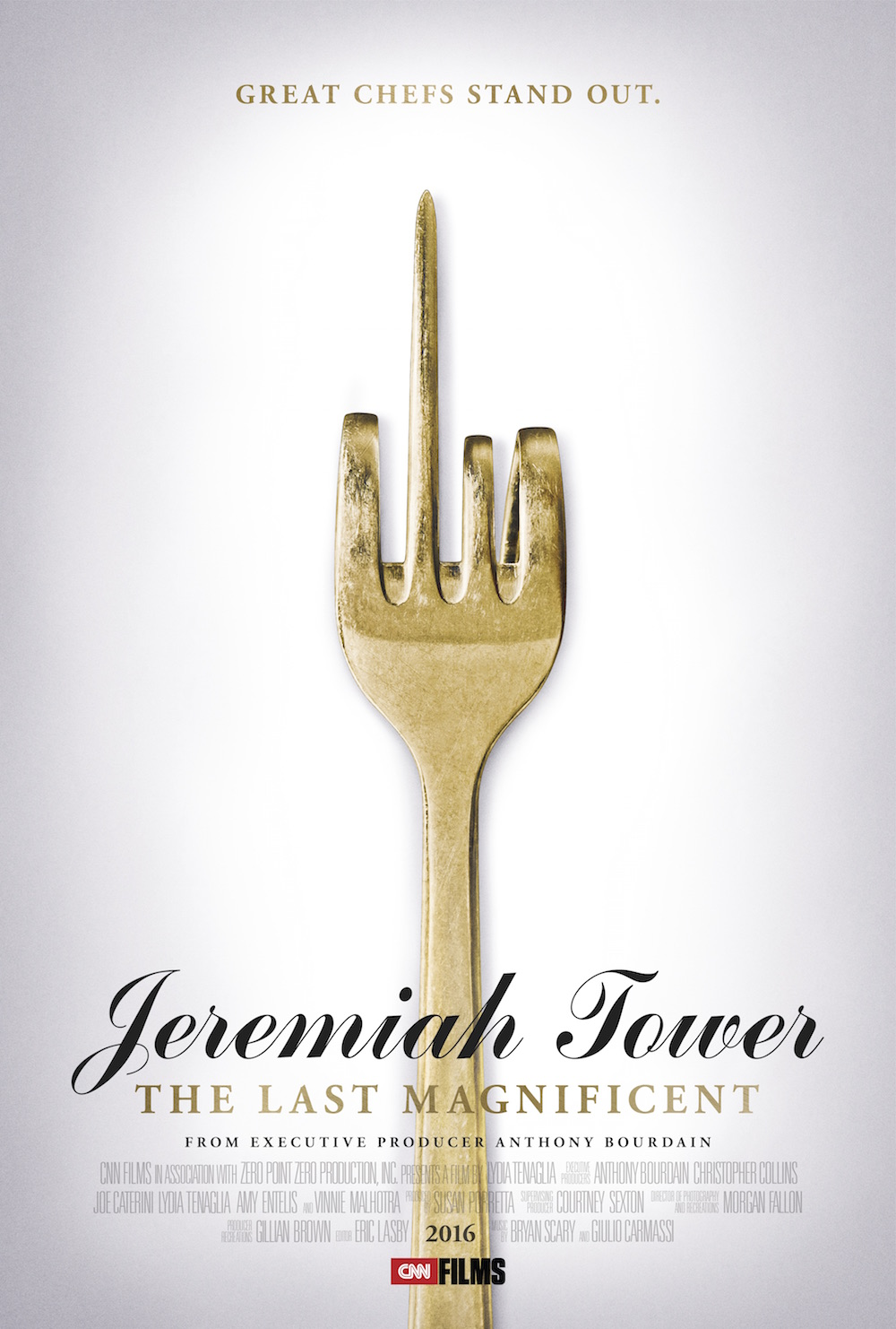 """""""Jeremiah Tower: The Last Magnificent"""""""