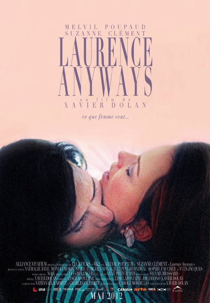 Lawrence Anyways poster