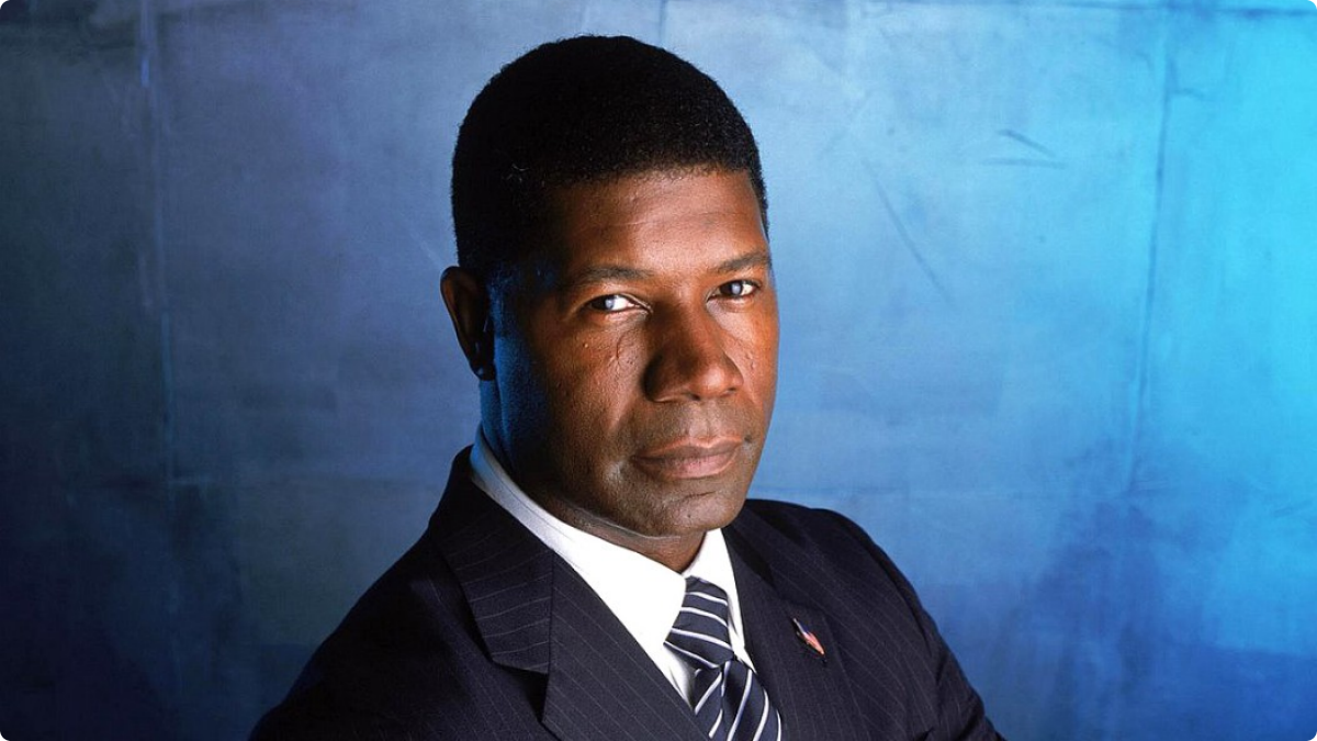 "Dennis Haysbert in ""24"""