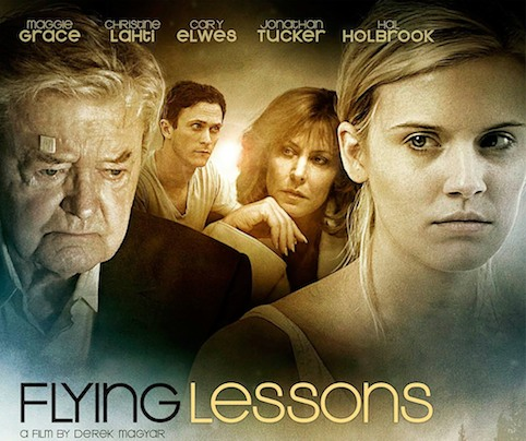 "'Flying Lessons"" Poster"
