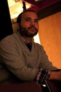 Filmmaker Alain Alfaro