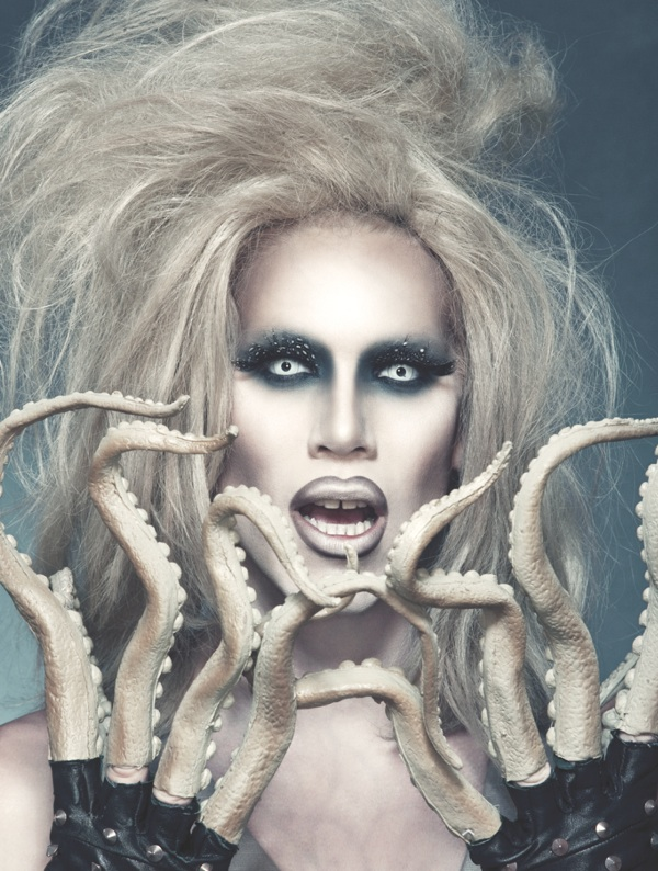 Sharon Needles WOW