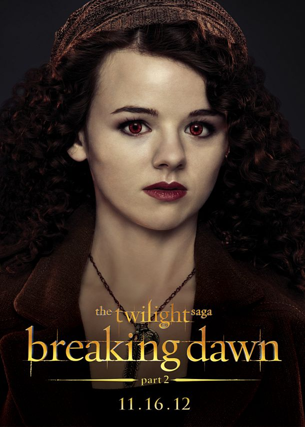 Twilight Breaking Dawn character poster 2 skip crop