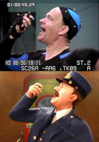 Tom Hanks in Polar Express