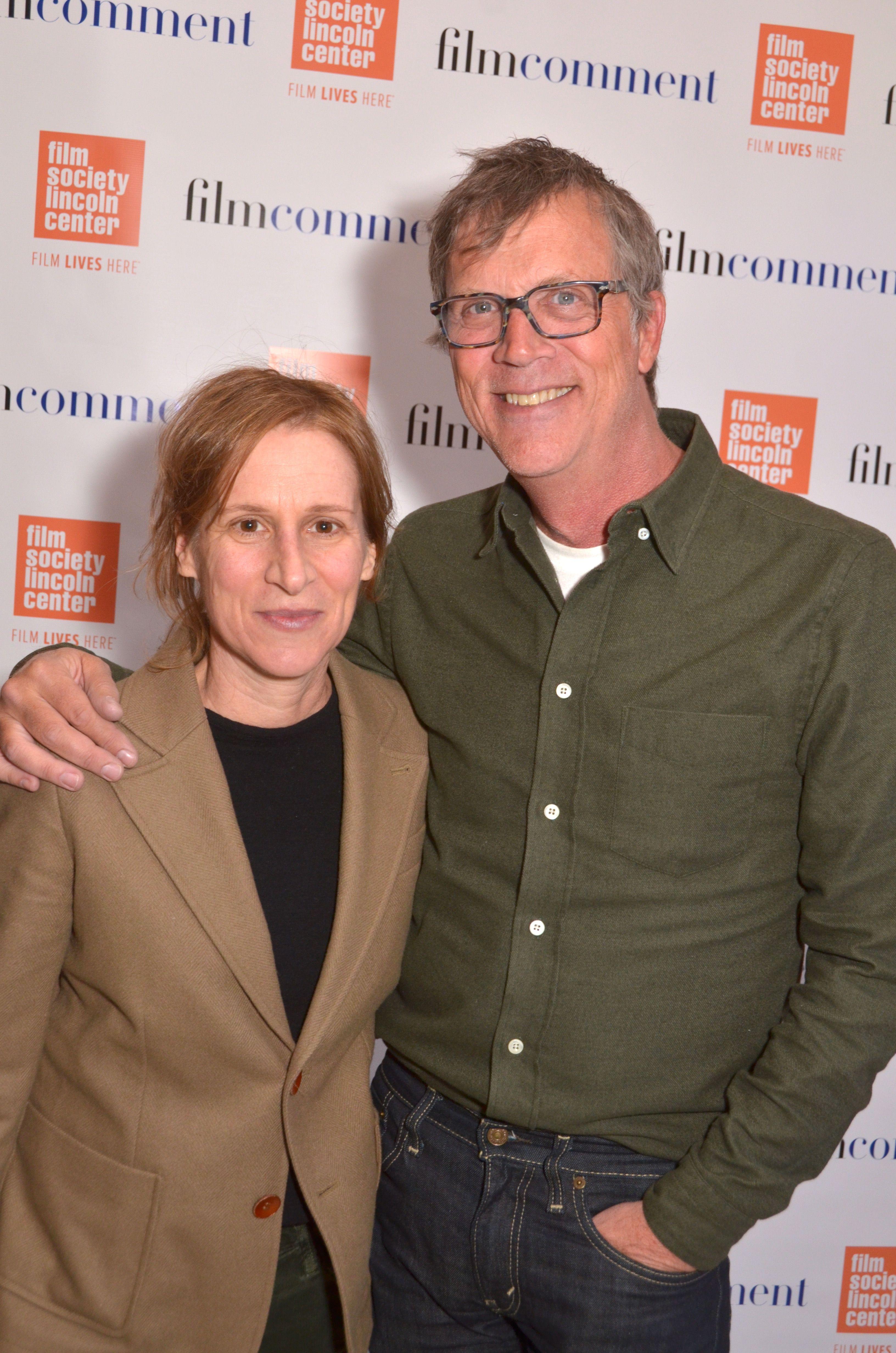 Directors Kelly Reichardt and Todd Haynes