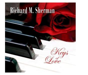 Keys of Love-Richard Sherman-350