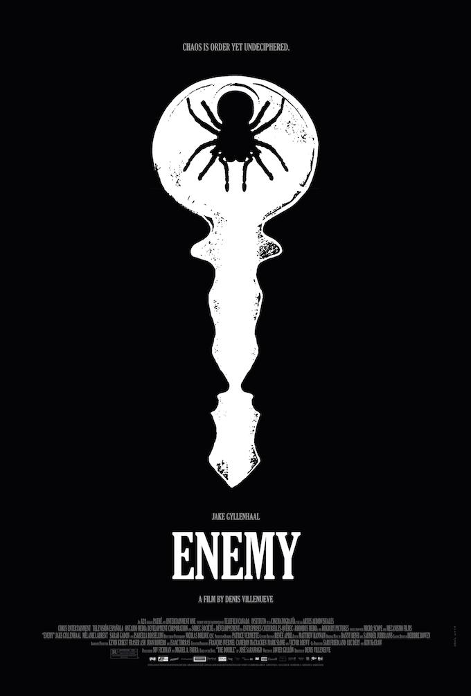 Enemy alt poster