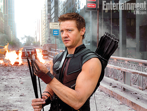 The Avengers Jeremy Renner