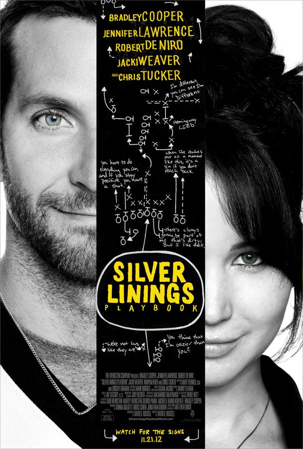 Silver Linings Playbook poster skip crop