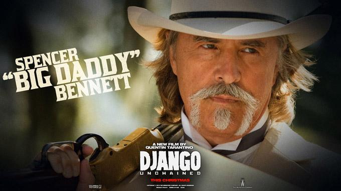 Django Wallpaper, Bennett