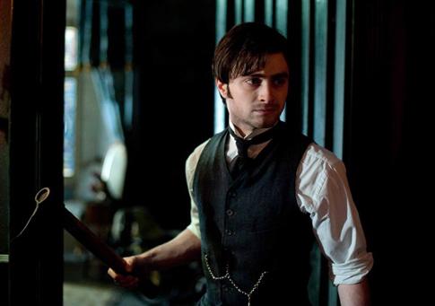Daniel Radcliffe is Arthur Kipps in WIB-485