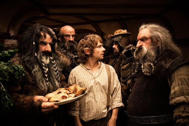 The Hobbit Martin Freeman Dwarves