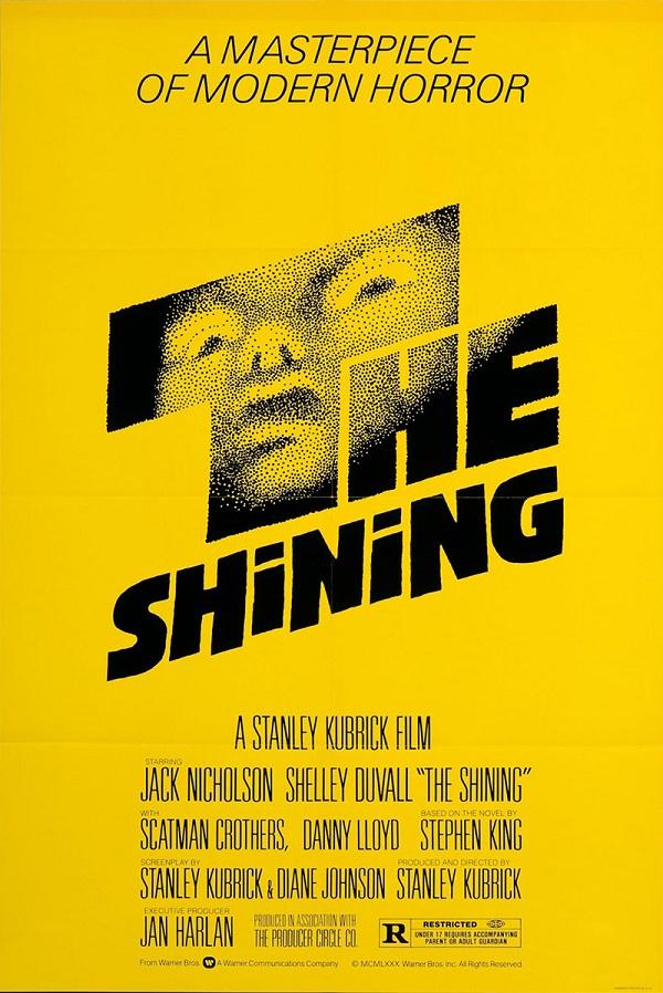 Shining Saul Bass poster original