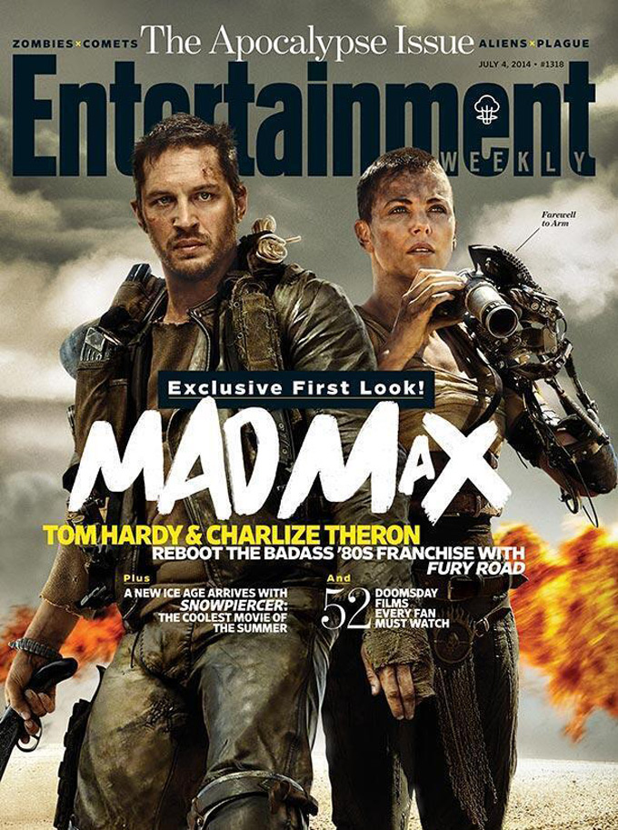 Mad Max: Fury Road, EW