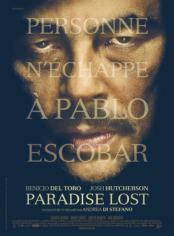 Paradise Lost, intl poster,