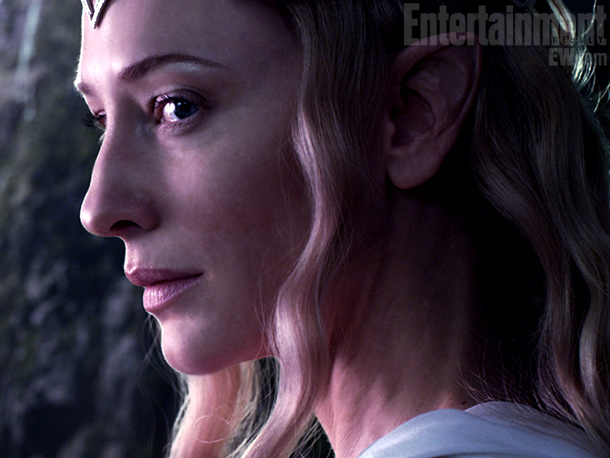 The Hobbit Galadriel skip crop