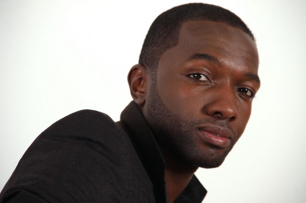 Tips: Jamie Hector, 2017s afro hair style of the cool kind  actor