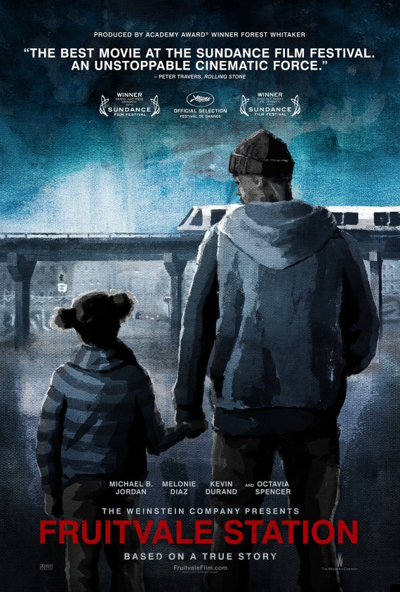 """Fruitvale Station"" Poster"