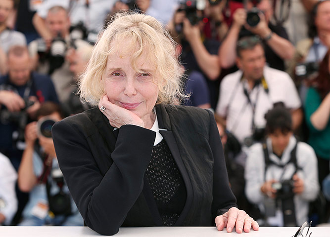 Director Claire Denis
