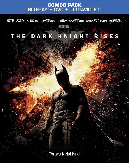 TDKR Blu-ray Art