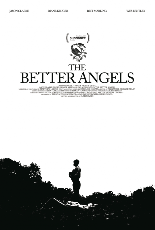 better angels, poster