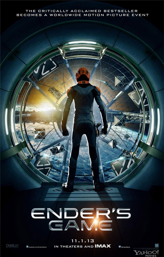 Ender's Game Poster skip crop